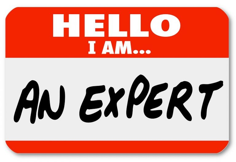 expert podcast guest